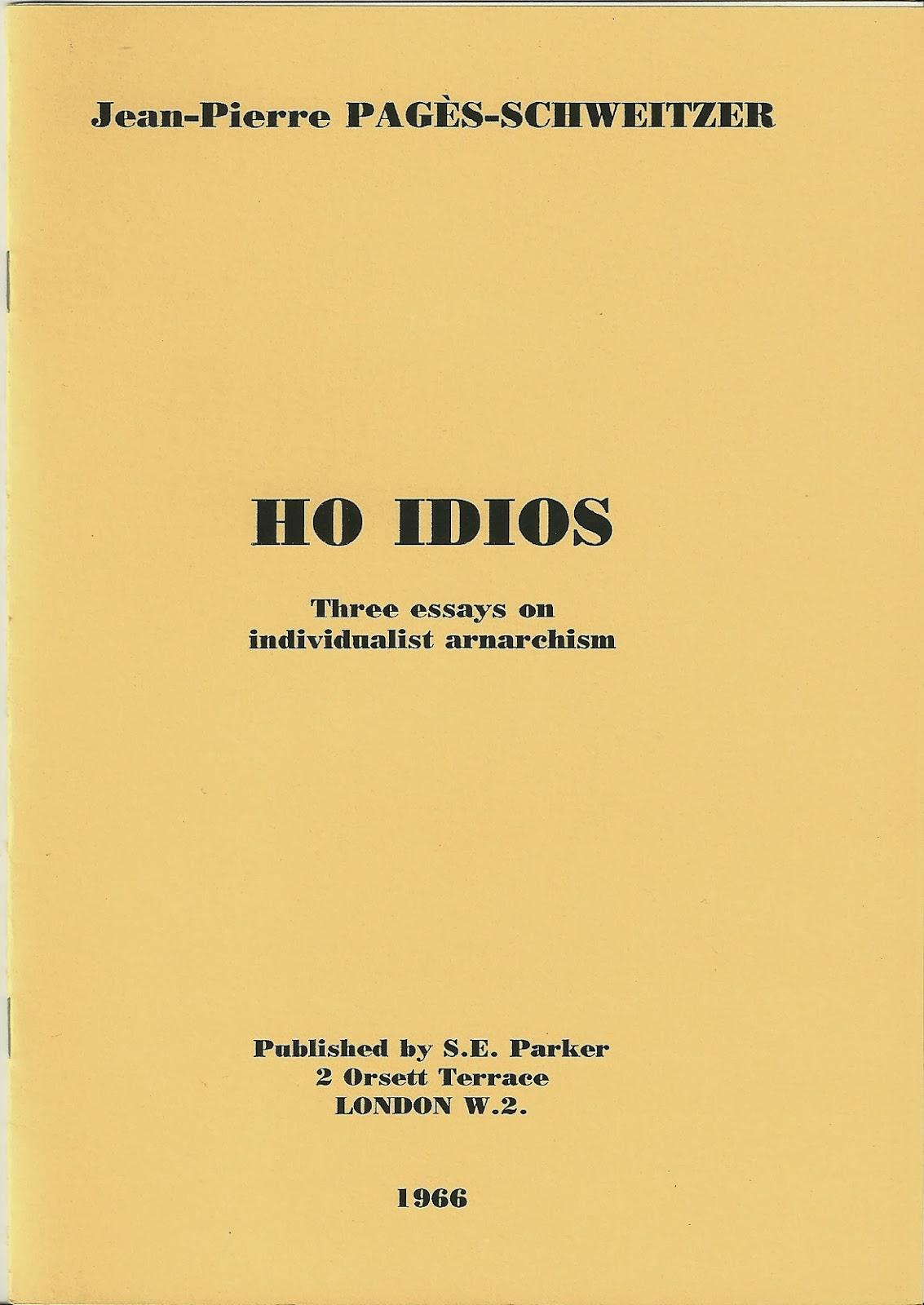 Sample Persuasive Essay on Individualism
